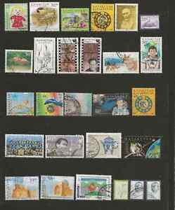 Kazakhstan Used Collection of Late 20th Century Issues