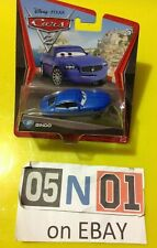 Disney Pixar CARS 2 Bindo Mattel Diecast Vehicle #37 New (FB01)