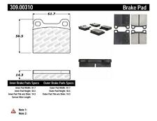 Disc Brake Pad Set-Sport Brake Pads Rear/Front STOPTECH 309.00310