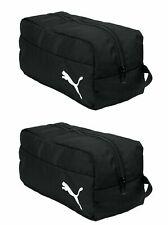 Puma Football Shoe Boot Bag Team Goal 23 Sports Gym Duffel Small Bags Black