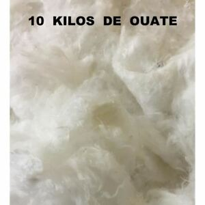 OUATE REMBOURRAGE BLANCHE ouate cellulose et coton