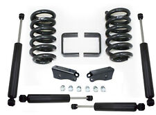 "Chevrolet C-10 C10 Long Box 3-5"" Drop Lowering Kit w/ Shocks"