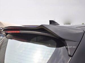 Fit For Honda HR-V HRV 2014-2016 Spoiler Rear Wing Zeacon Style Unpainted