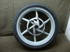 05 DUCATI MTS1000 DS 1000 MULTISTRADA WHEEL, FRONT RIM & TIRE, MARCHESINI #ZL50