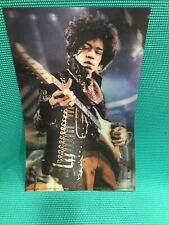 New listing @ Vtg Jimi Hendrix @ Rock 3D Poster by Pyramid Posters Lenticular Authentic
