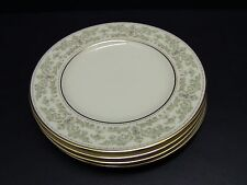 Lenox China NOBLESSE Bread & Butter Plates / Set of 4