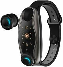 PADY-Wearable Technology T90 2 in 1 Smart Bracelet Wireless Bluetooth Headset...