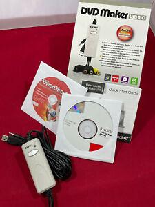 DVD Maker USB 2.0 by KWorld Computer Co.Ltd In original box etc. Windows 7
