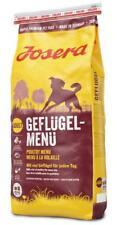 Josera Geflügel-Menü 15kg Hundefutter mit viel Geflügel für jeden Tag