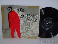 "Oscar Peterson At Carnegie 10"" LP Mercury MG C-107 (1952) Norman Granz VG+"