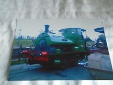 6x4 Photos of Teddy the Steam Loco at Quorn and Woodhouse Station GCR