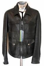 Ralph Lauren Zip Hip Length Leather Coats & Jackets for Men