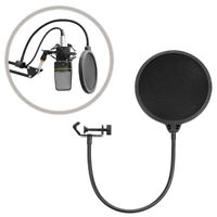 Neewer Dual Layer Studio Microphone Mic Wind Screen Pop Filter Mask Shied