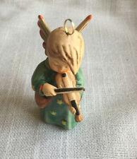 Hummel #646/Ornament #152 Celestial Musician, Angel Playing Violin Goebel