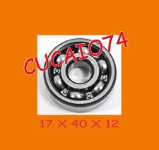 COJINETE DE RUEDA VESPA 50 125 SPRINT GL FARO BAJO GT COJINETE 17 X 40 X 12