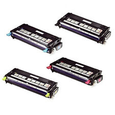 Re-Manufactured Toner Cart. for Xerox Phaser 6180 High Yield CMYK