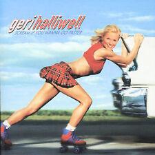 Scream If You Wanna Go Faster by Geri Halliwell (CD, May-2001, Emi)