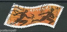 FRANCE 2004, timbre 3687, SPORT, JEUX OLYMPIQUES ATHENES, oblitéré