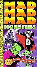 MAD MAD MAD MONSTERS Rankin Bass 1972 VHS BRAND NEW Prequel to MAD MONSTER PARTY