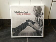 Sought-after! Promo LAST OF THE SHADOW PUPPETS Canvas arctic monkeys miles kane