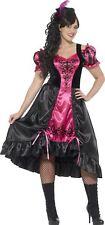 Smiffys Womens Curves Sassy Saloon Fancy Dress Costume XXXL (uk Size 28 - 30) 26529xxxl