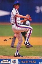 POSTER : MLB BASEBALL : FRANK VIOLA  - NY METS - FREE SHIP! #7525   RAP133 A