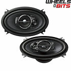 "Pioneer TS-A4633i 6"" x 4"" 3-Way Custom Fit Car Audio Speakers 200W VW Golf Skoda"