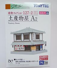 Tomytec N Scale 267764  127-2  Variety Store A2 1/150 Diorama Structure