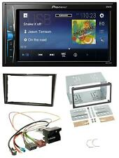 Pioneer 2DIN MP3 USB AUX Autoradio für Opel Astra H Corsa D Zafira B Klavierlack