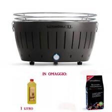 Lotus Grill XL  barbecue  OFFERTA con 1 litro di gel + 1 kg  di carbonella