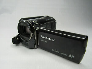 Panasonic SDR-H85 78X Enhanced Optical Zoom Camcorder