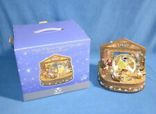 "Disney Snow White & The Seven Dwarfs Snowglobe ""Dwarfs Yodel Song"" Silly Song"
