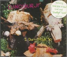 Dinosaur Jr - I Don't Think So CD single