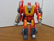 Transformers Battle In Space Deluxe Class Rodimus Figure 2011 HFTD