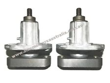 2 X John Deere Spindle Assemblys for Ride on Mowers Spindles 7 Point Star Blade