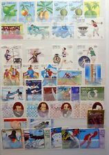 Laos collection on 9 pages