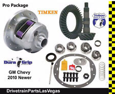 "Yukon DuraGrip Posi Pkg GM 8.6"" 3.73 Ratio Gear Set Master Rebuild Kit 2009-2014"