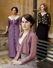 Downton Abbey -L6656- Michelle Dockery, Laura Carmichael, Jessica Brown Findlay