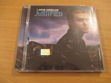cd album justin timberlake justified