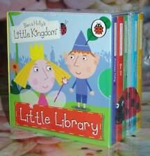 Ben & Holly Little Kingdom Little Library ** 6 Board Books (Mini) NEW!