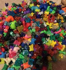 Lot Of 50 Random Original Gogos Crazy Bones Things Sports Buddies Aliens MCD++