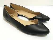 Dolce Vita DV Womwn's Black Ballet Flats Size 5.5