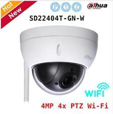 Dahua 4MP 4XOptical Zoom PTZ WiFi Network Camera SD22404T-GN-W WDR IVS IP66 IK10