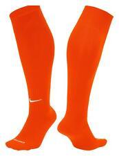 $12 NIKE CLASSIC II OTC SOCCER FOOTBALL SOCKS SX5728-817 ORANGE/WHITE XL(12-15)