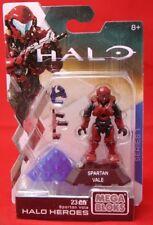 Mega Bloks Halo Heroes Series 1 Spartan Vale