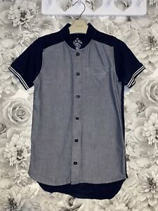 Boys Age 8 (7-8 Years) Next Short Sleeved Shirt  - Excellent Condition