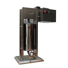 Hakka 3L/3-7Lb Commercial Electric Sausage Stuffer Stainles Steel Vertical&Motor