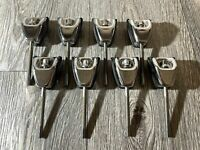 Pearl Bass Drum Tension Rods And Claws Drum Hardware/Spares X8 #BT411