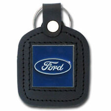 Ford Leather Key Ring Officially Licensed FDLS1