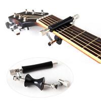 Guitar sliding variable clip capo Guitar shift clip Suitable bakelite& ukulele